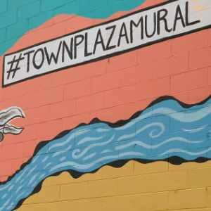 Town Plaza Mural